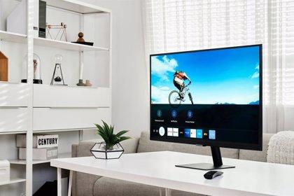 Portaltic.-El monitor inteligente M7 de Samsung, con 4k y de 32 pulgadas, llega a España
