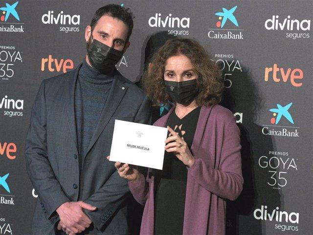 Dani Rovira y Ana Belén han leído a los candidatos a los Premios Goya