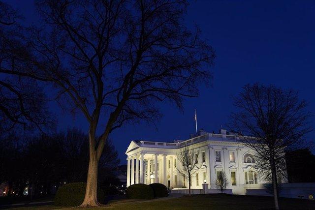 Casa Blanca de Estados Unidos