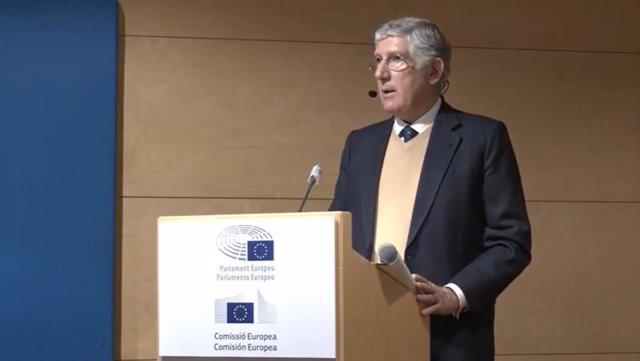 L'ambaixador portuguès a Espanya, João Mira-Gomes, presenta les prioritats de Portugal en la presidència del Consell de la UE