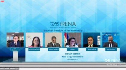 Ribera defiende acelerar la acción por el clima y las renovables para una recuperación sostenible y justa