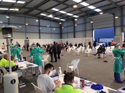 """Armengol destaca que Baleares es """"la segunda comunidad que más pruebas diagnósticas realiza"""""""