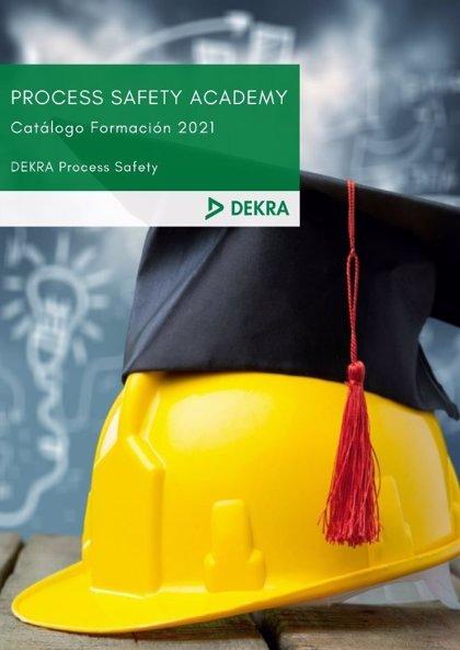 COMUNICADO: DEKRA lanza su catálogo de formación en seguridad de procesos para 2021