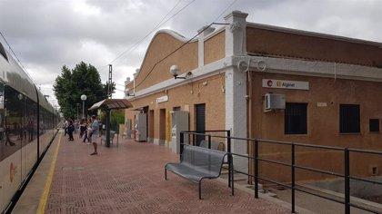 Una rotura de catenaria obliga a cortar la línea 1 de Metrovalencia entre Alginet y Villanueva de Castellón