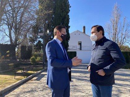 El Ayuntamiento mejorará la climatización de la Huerta de San Vicente con cargo al Plan Alhambra