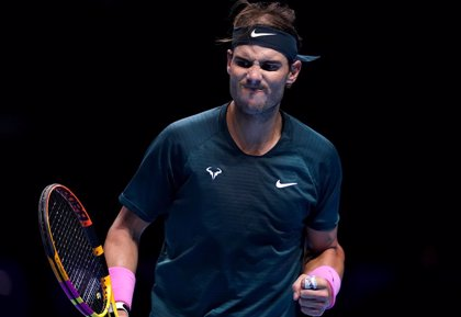 Tenis.-Rafa Nadal alcanza las 800 semanas consecutivas en el 'Top 10' del ranking de la ATP