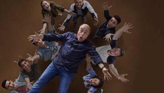 Fotograma de la sèrie 'Merlí' de TV3