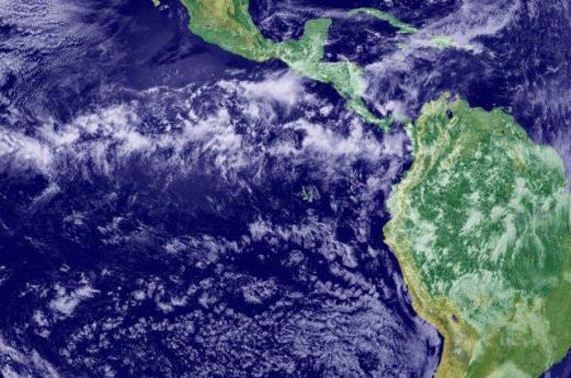 Cinturón de lluvia tropical