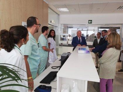 El Hospital de La Janda en Vejer gana el premio nacional 'Fundación Hospital Optimista'