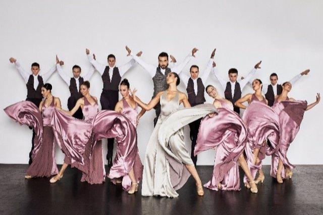 Espectáculo de danza 'Alento' , de la compañía de Antonio Najarro