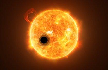 WASP-107b es tan grande como Júpiter pero diez veces más ligero
