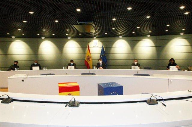 Encuentro del Ministerio de Inclusión, Seguridad Social y Migraciones para abordar la prórroga del cese de actividad.