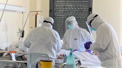 Aumentan las alas de hospitalización en la provincia de Huelva ante incremento de la incidencia del covid