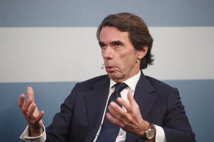"""Estados Unidos.- VÍDEO: Aznar apoya un """"juicio político"""" a Trump por """"instigar un golpe de Estado"""""""