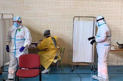 El cribado en Pozoblanco (Córdoba) finaliza con dos positivos de un total de 382 pruebas realizadas