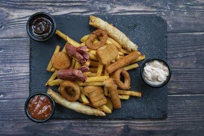 Qué contribución tiene comer fritos al riesgo cardiovascular