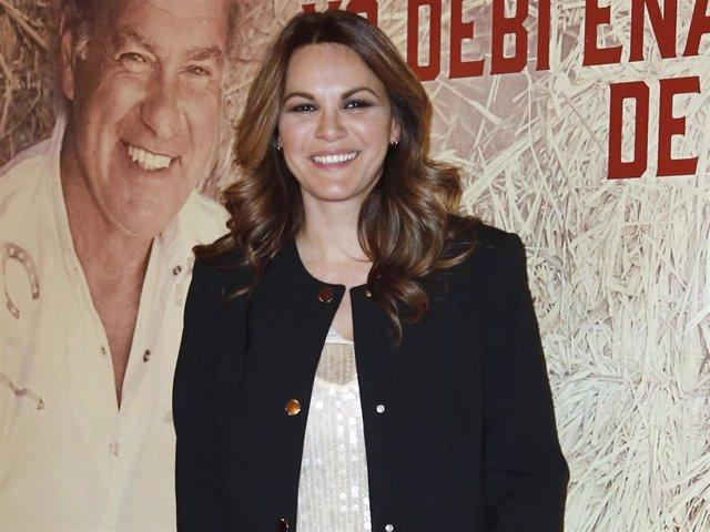 Fabiola Martínez, en una imagen de archivo