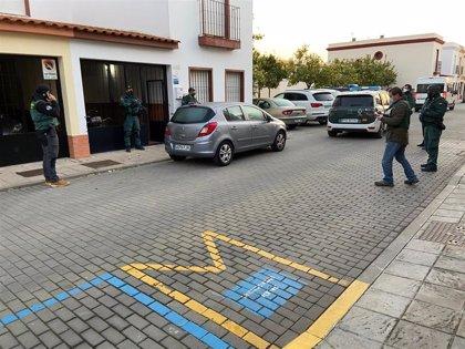 Más de 300 agentes y 20 registros en una operación contra el tráfico de hachís en Cádiz y Sevilla