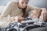 Foto: Bebé enfermo y mimoso: cómo evitar la batalla por la comida