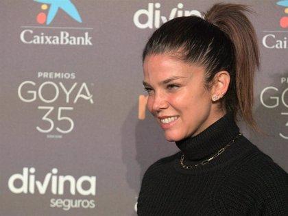 Juana Acosta, tan emocionada por su nominación al Goya como por la de su ex, Ernesto Alterio