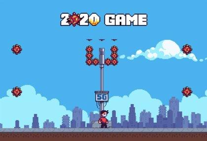 '2020 Game', el juego gratuito para moverse a golpe de teclado por lo mejor y lo peor del año