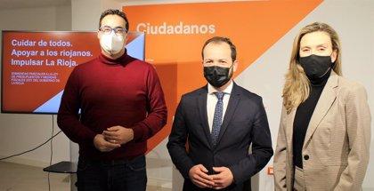 """Ciudadanos afea a Andreu no haber querido negociar """"absolutamente nada"""" de cara a los presupuestos"""