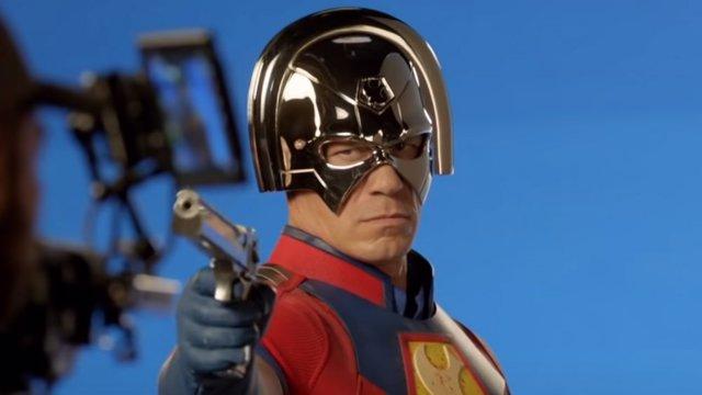 John Cena es Peacemaker en Escuadrón Suicida de James Gunn