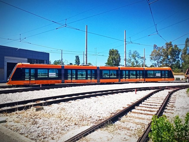 Tranvía Citadis X05, de Alstom