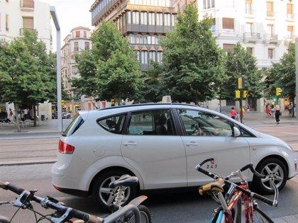 La actividad del sector del taxi cae un 75% desde el inicio de la pandemia y se agudiza con las nuevas restricciones