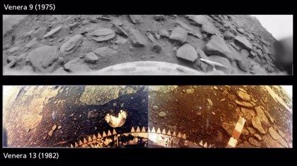 La geología de Venus ya es accesible pese a su gruesa atmósfera
