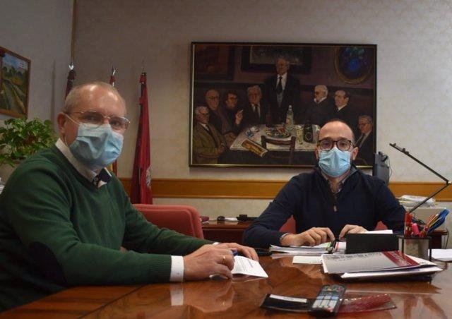 La Diputación escucha la realidad la Asociación Empresarial de Agencias de Viajes de Castilla-La Mancha