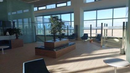 Aena instala más asientos en la zona de embarque del Aeropuerto de Menorca
