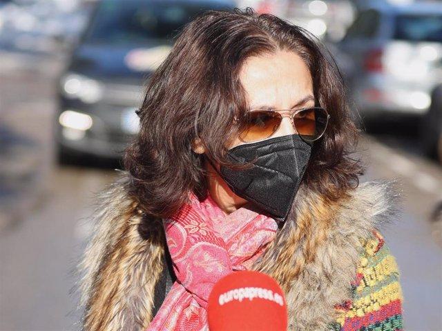Isabel Gemio ha defendido su profesionalidad en su reaparición pública