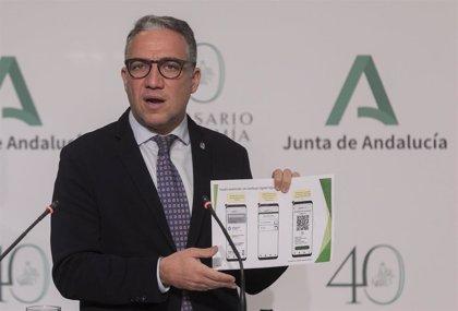 Andalucía facilitará un código QR para certificar la vacunación antiCovid de personas inmunizadas con las dos dosis