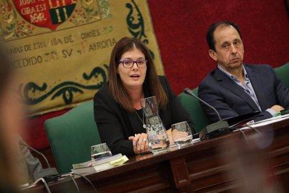 """La alcaldesa de Móstoles critica que la Comunidad de Madrid """"expulse"""" a la UME de las labores de limpieza"""
