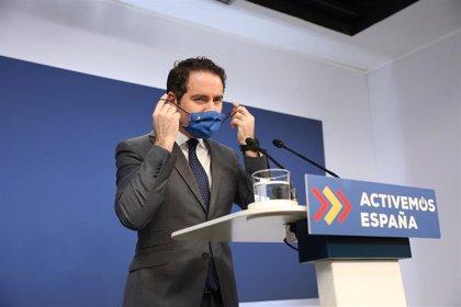 'Génova' no se pronuncia sobre la ampliación del toque de queda ante el Covid y exige un marco nacional a Sánchez