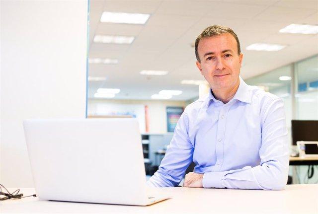 Enrique Polo de Lara, director de Salesforce