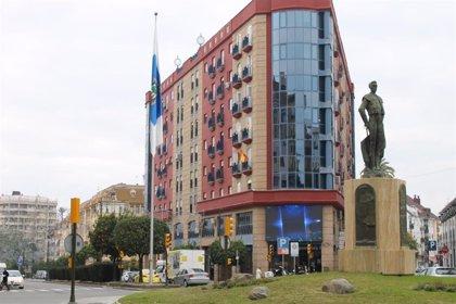 Huelva se iluminará de blanco y azul con motivo de la festividad del patrón San Sebastián