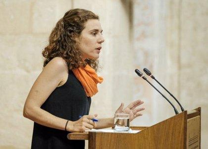 """Diputada no adscrita acusa a Junta de """"eliminar subvenciones"""" para atender a víctimas de la violencia machista"""