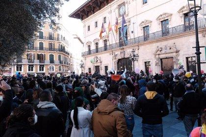 La manifestación del viernes será motorizada y la organización no se hace responsable de quienes vayan a pie