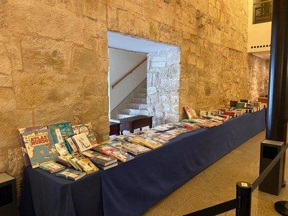 El Ayuntamiento de Salamanca empieza mañana a repartir los libros adquiridos a las librerías de la ciudad