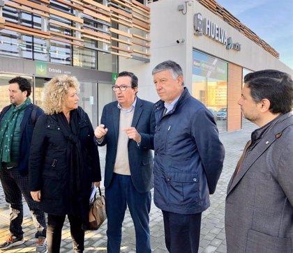"""El PP agradece que la Junta """"priorice"""" la llegada del AVE a Huelva tras solicitar que se incluya en los fondos europeos"""