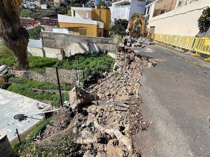Santa Cruz de Tenerife declara de emergencia las obras del camino de Las Acacias con una inversión de 500.000 euros