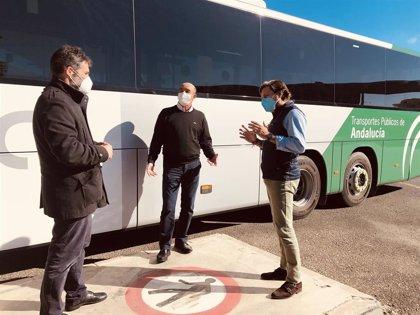 El Consorcio Metropolitano de Transporte de Almería refuerza las líneas de mayor ocupación