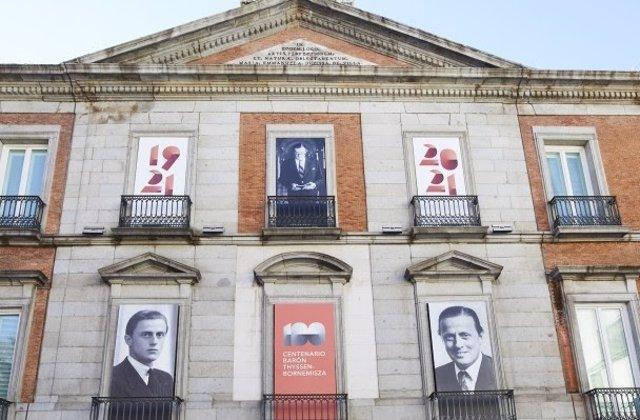 El Thyssen-Bornemisza celebra 100 años del barón Thyssen con exposiciones, actividades y entrada gratis el 13 de abril