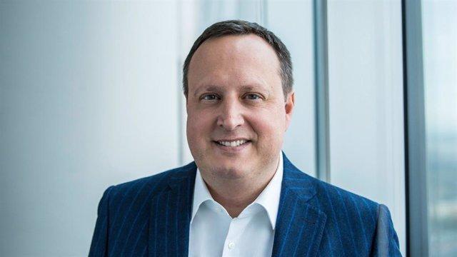 Markus Haas, consejero delegado de Telefónica Deutschland