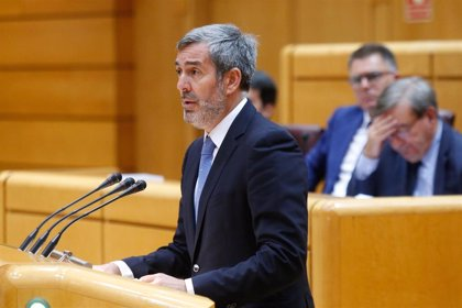 """Clavijo (CC) ve """"insuficiente"""" la prórroga de los ERTE porque no recoge las """"singularidades"""" de Canarias"""