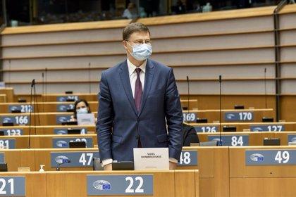 Bruselas quiere aprovechar la crisis para impulsar el uso del euro como divisa internacional