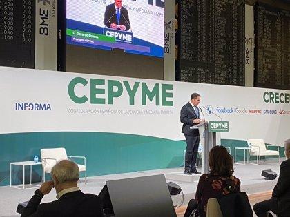 Cepyme aprueba también por unanimidad la prórroga de los ERTE, tras dar CEOE el visto bueno esta mañana