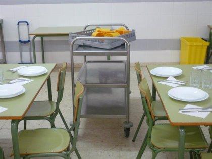 El servicio de comedor escolar se restablecerá con un contrato menor en 40 centros de Jaén